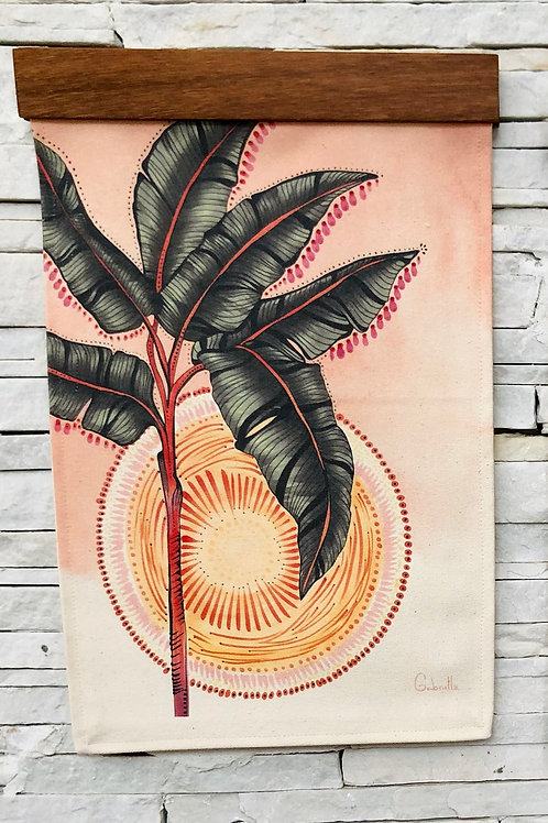 Tapeçaria Dusky Tropic