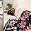 Thumbnail: Dupla de capas de almofadas + Panô Midnight Bloom