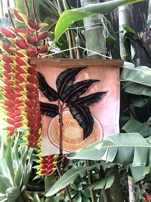 Dusky Tropic Tapestry