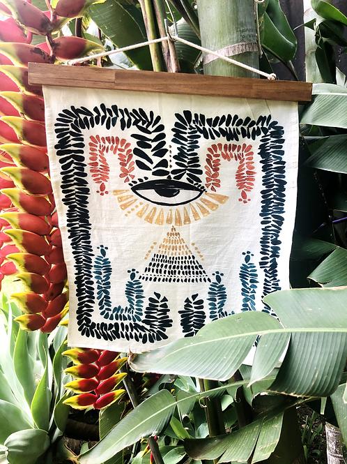Evolution Tapestry