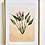 Thumbnail: Strelitzia em Canvas e Moldura Flutuante