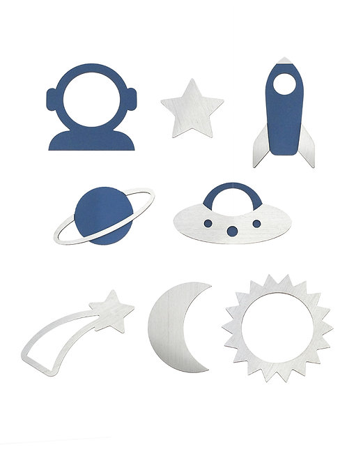 Space (set of 8)