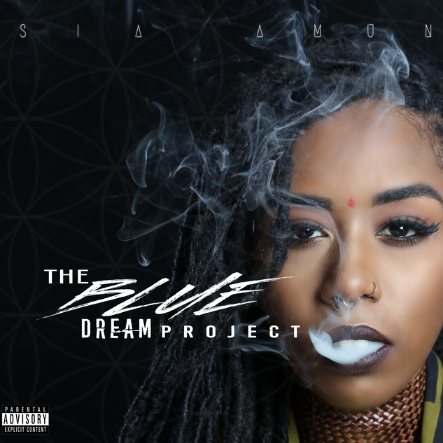 SIA AMUN - THE BLUE DREAM PROJECT COVER.