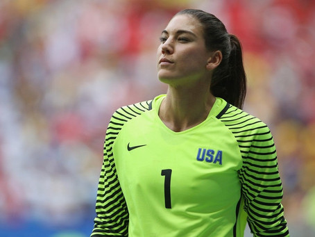 Hope Solo Mourns Death of Dog Conan After He Was Shot