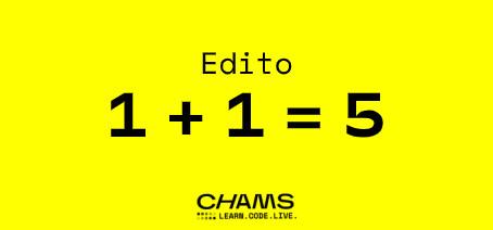 Edito: 1 + 1 = 5 (ENG)