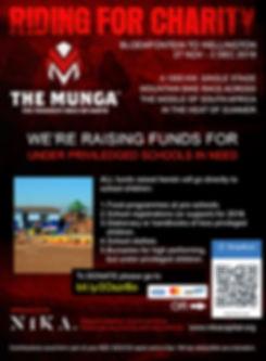 Munga Fund Raising 2019