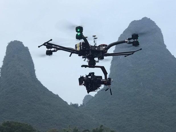 drone gros porteur