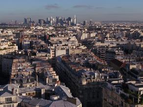 Tournage drone pour un documentaire RMC Découverte, à Paris !