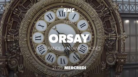 Orsay : les grandes métamorphoses |  2020