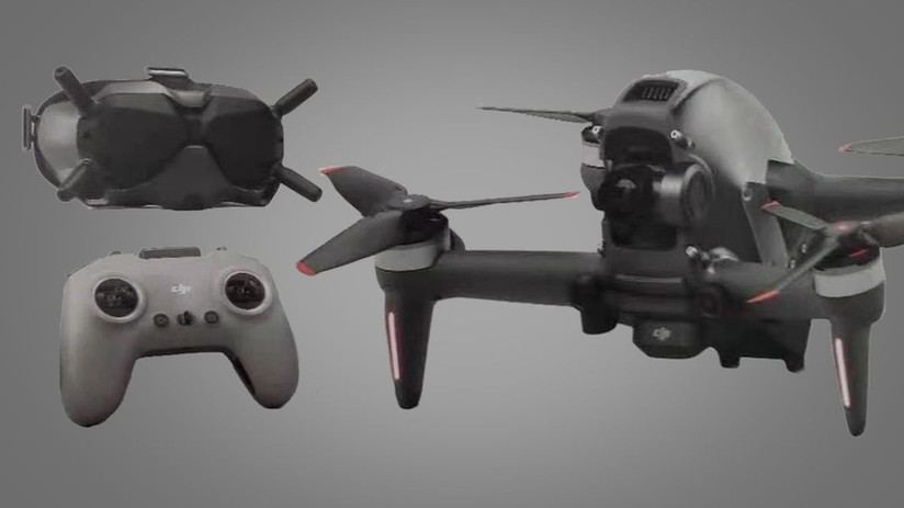 dji FPV cinewhoop