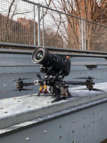 drone fpv live
