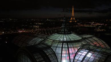 drone grand palais paris