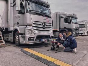 Vendée Globe ; une première : un drone en direct live TV !