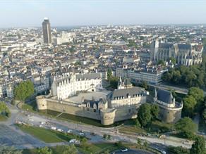 Prises de vues aériennes à Nantes