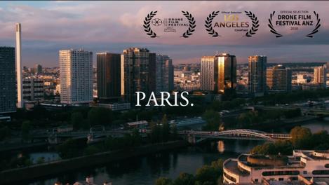 showreel PARIS.  |  2018