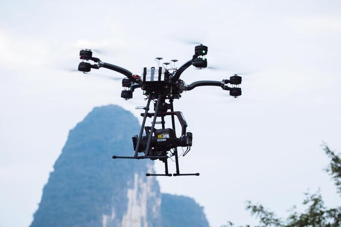drone cinema ronin 2