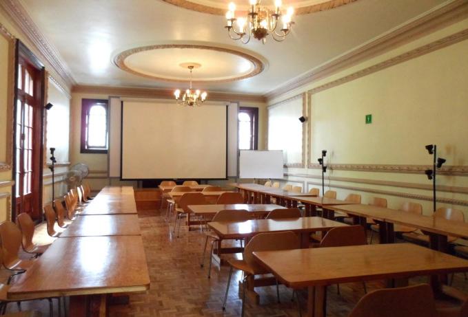 Salas para Congresos