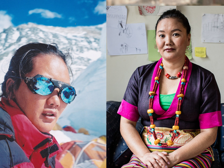 EXTREME Exclusive: Lhakpa Sherpa