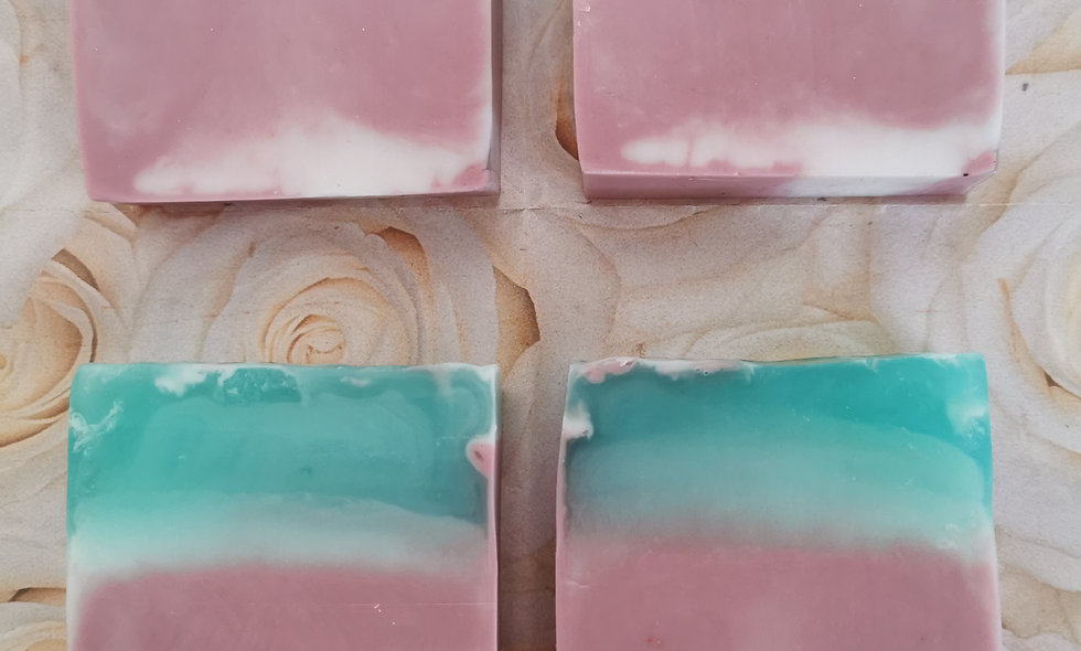 Coconut & Cocoa Butter Spa Bar