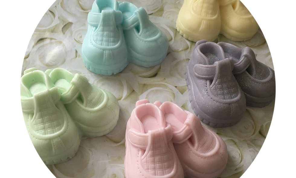 Baby Shoes Soap