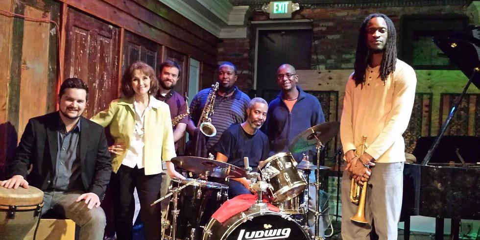 Jazz Jam @ Eighth & Rail (1)