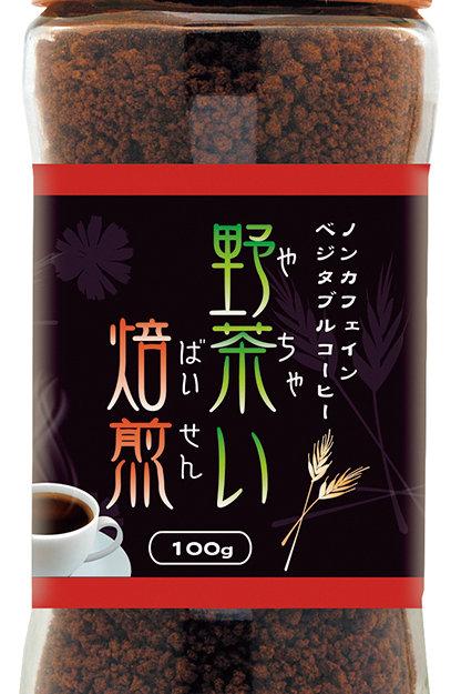 野茶い焙煎 チコリーコーヒー