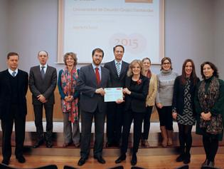 Premio UD-Banco Santander a la Investigación 2015