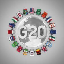 Artículo publicado por Roberto Bernales en la revista oficial del G-20