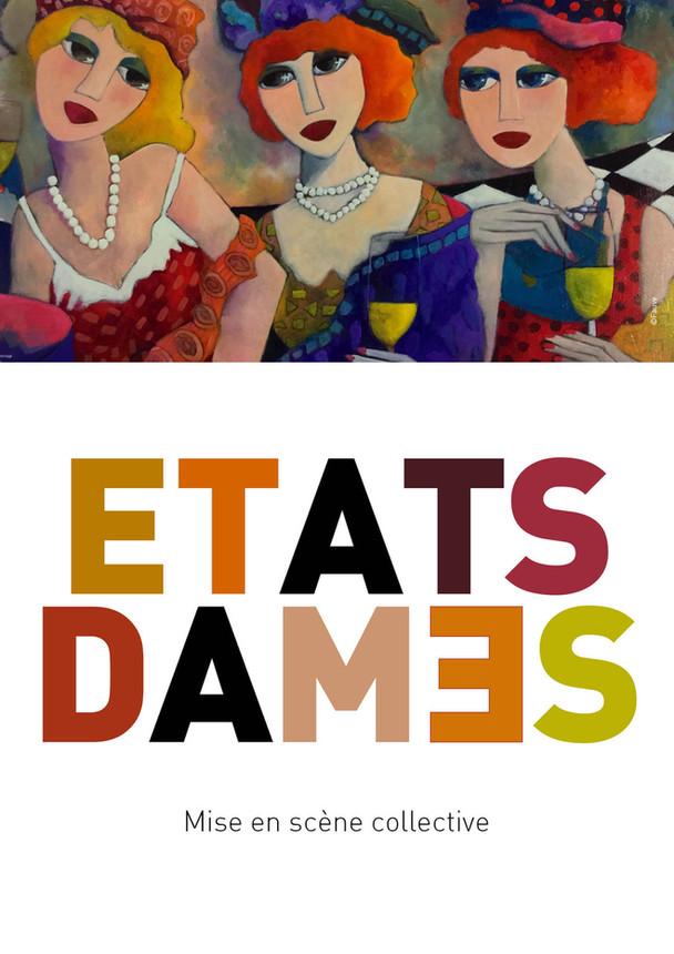 """2019 """"ETATS DAMES"""""""