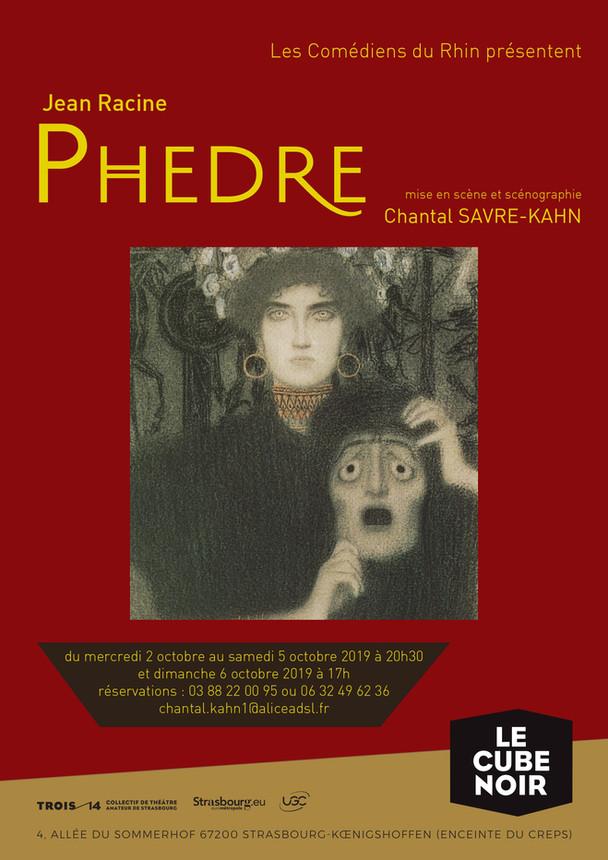 2019 Phèdre
