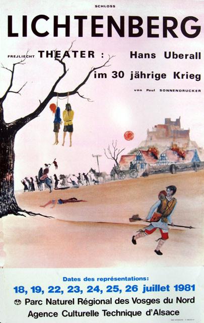1981 Hans Überall