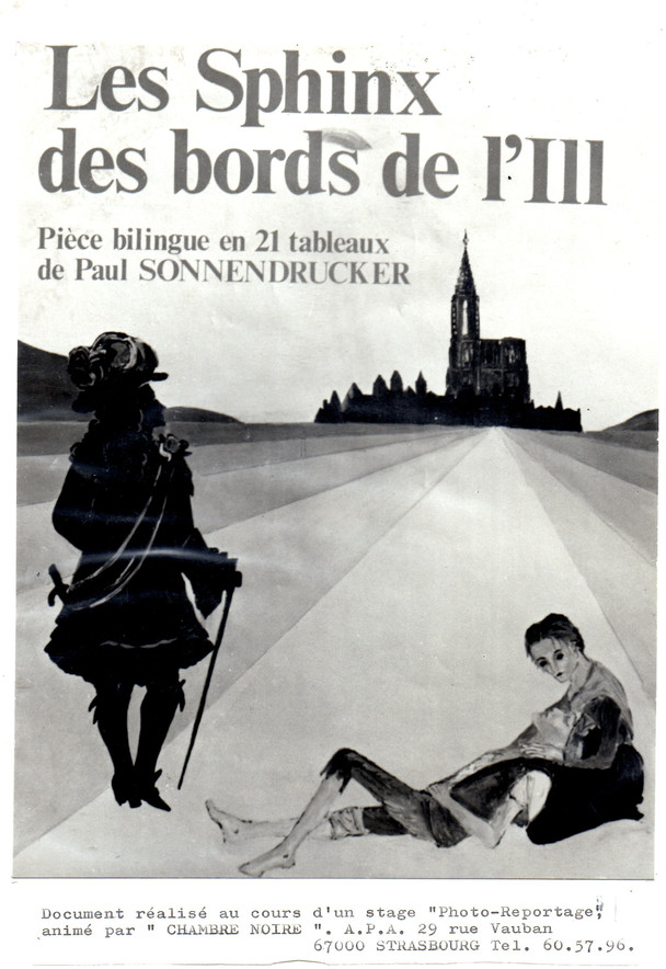 1981 Les sphinx du bord de l'Ill