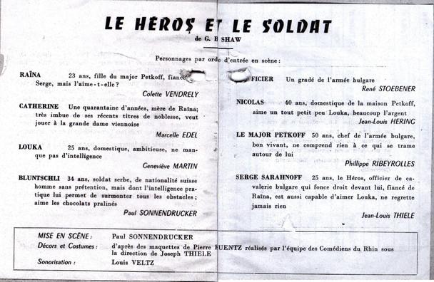 1959 Le héros et le soldat