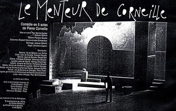 """1986 """"Le menteur"""""""