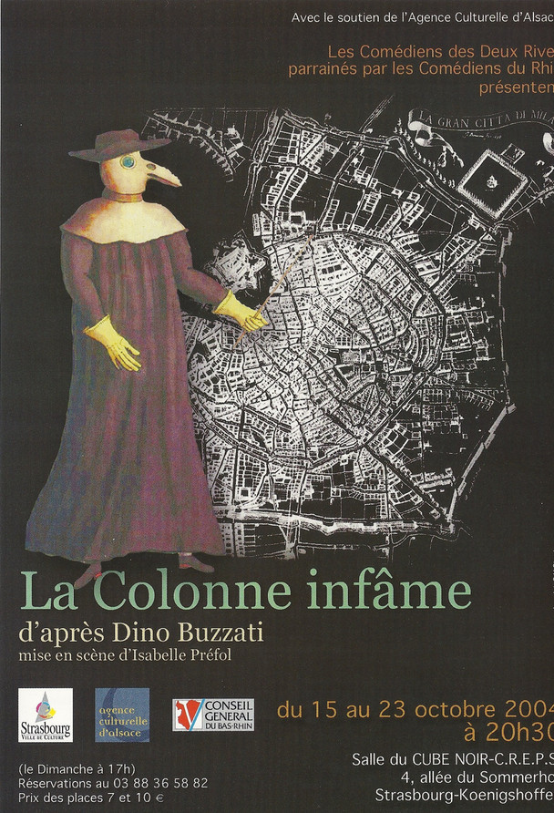 2004 La colonne infâme