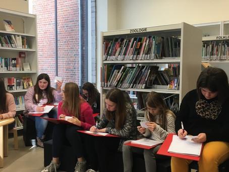 Atelier créatif à la bibliothèque