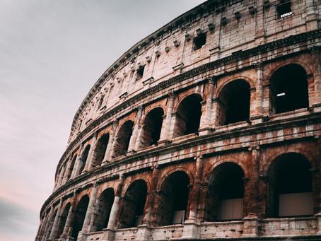 Voyage culturel des 4e années à Rome