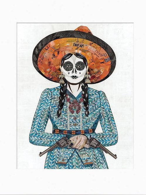 Dolan Geiman Unframed Print-Adelita