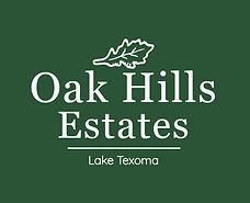 Oak Hills Estate logo (green background)
