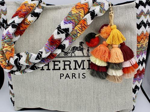 Hermès + Missoni Tote
