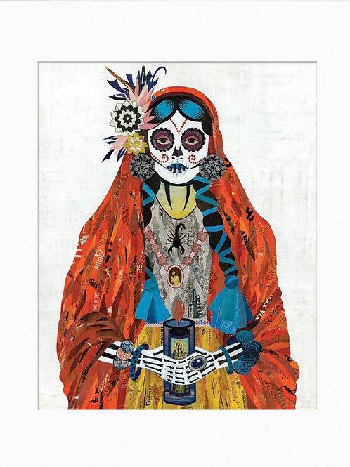 Dolan Geiman Unframed Print-Señorita Paprika