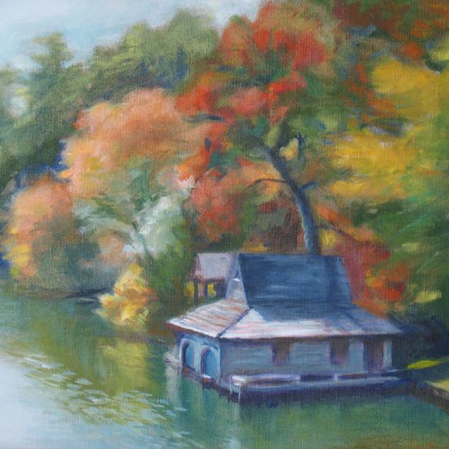 Lake Rabun Dockhouse