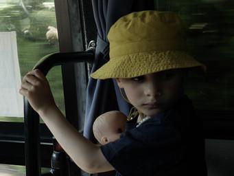 Folco et le monde des bus