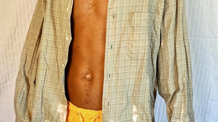 Rainer Meadows Suit Shirt