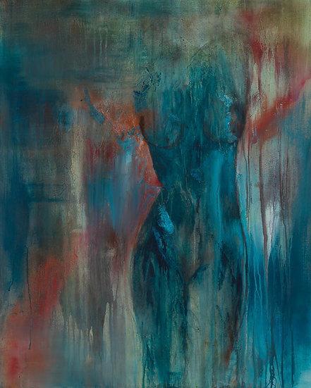 «Naked soul» ( Giclée trykk)