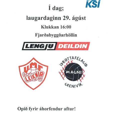 Leiknir - Magni