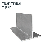 Galintels | Traditional T-Bar | Complete Lintels Building Supplies | Annangrove