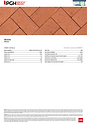 PGH Paver Wirecut Acorn Brochure Cover.P