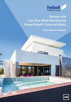 Hebel Houses and Low Rise Multi Resident