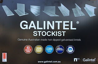 Galintels | Complete Lintels Building Supplies | Annangrove